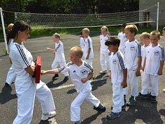 Bojové sporty, a obzvlášť karate, mají v sobě krom fyzického tréninku i mnoho aspektů mentální úrovně.