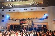 22. Ples sportovců se konal v ústeckém Domě kultury.