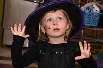 Mini čarodějnice v Doběticích.