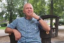 Místostarosta ústeckého obvodu Neštěmice Roman Fikar