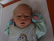 Patrik Čopian se narodil v ústecké porodnici 13. 3. 2017 (19.37) Sáře Vojtíškové. Měřil 49 cm, vážil 3,3 kg.