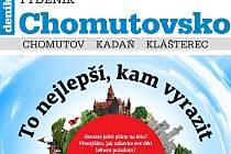Nejnovější vydání Týdeníku Chomutovsko