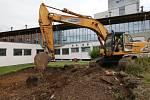Začíná stavba nových budov v areálu kampusu ústecké univerzity