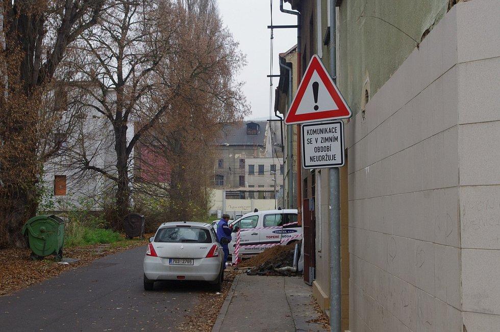 Matiční ulice, ilustrační foto.