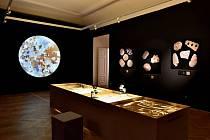 Výstava o písku v ústeckém muzeu