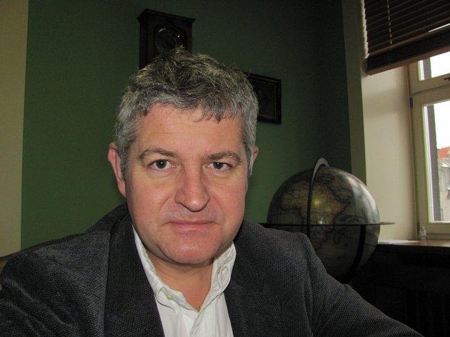 Martin Procházka.