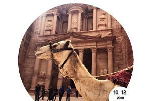 Jordánsko – cestovatelská beseda