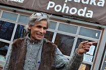 Pavel Ungrád provozuje na ústeckém Střížovickém vrchu zajímavou restauraci Pohoda.