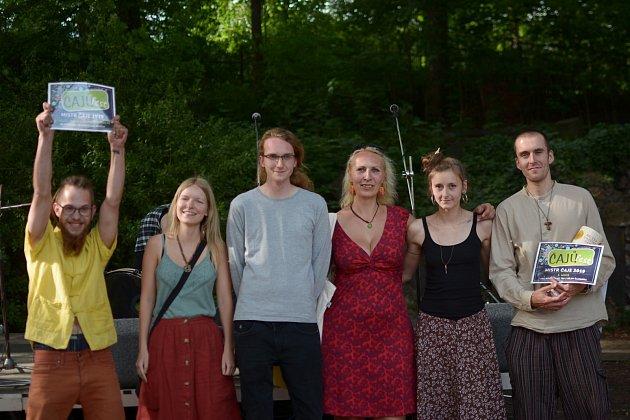 ZČajůfestu, Jolana Vaverková vyhlašuje Mistra Čaje
