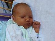 Matyáš Slunečko se narodil 11.9.(19.00) Kateřině Halbichové. Měřil 50 cm, vážil 3,10 kg.