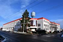 Opravená centrální požární stanice v ústeckých Všebořicích