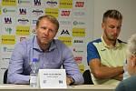 Předsezonní tisková konference FK Ústí nad Labem