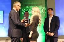 Vyhlášení ankety Nejúspěšnější sportovec roku 2018 Ústecka.