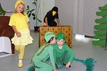 Děti svým nadšením strhly i dospělé diváky.