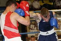 V Ústí nad Labem začal 45. ročník mezinárodní Grand Prix v boxu.