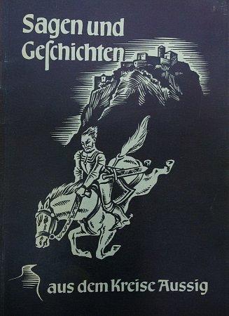 Obrázky strašidel pochází ze starých německých knih uložených vMuzeu města Ústí nad Labem.