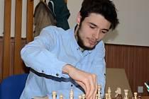Honza Mikeš chce být v roce 2020 mezinárodním šachovým mistrem.