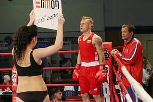 Nejlepší český boxer současnosti Zdeněk Chládek z Teplic  myslí jen na olympijskou kvalifikaci v Baku.