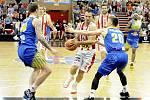 Ústečtí basketbalisté tentokrát nezastavili ofenzivní pardubickou mašinu.