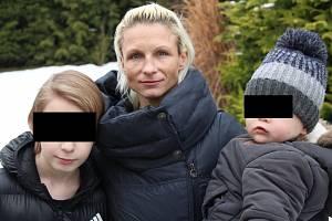 Petra z Mostecka našla po domácím násilím pomoc v ústecké Spirále