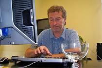 Hostem středečního online rozhovoru byl Stanislav Pelc.