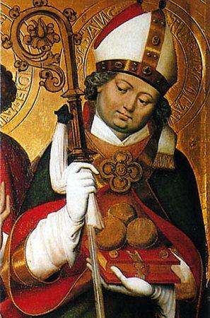 Svatý Mikuláš.
