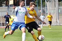 FK Ústí – Baník Sokolov 4:3 (1:1).