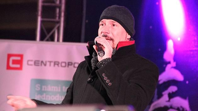 Vystoupil zpěvák Bohuš Matuš