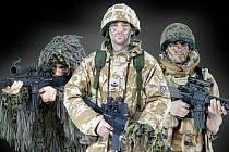 Ústečtí lvi ve vojenském