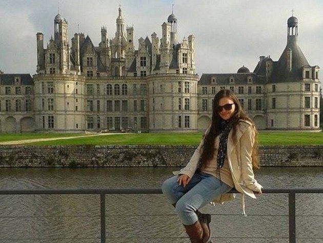 BARBORA BALEJOVÁ ve francouzském Orléans.