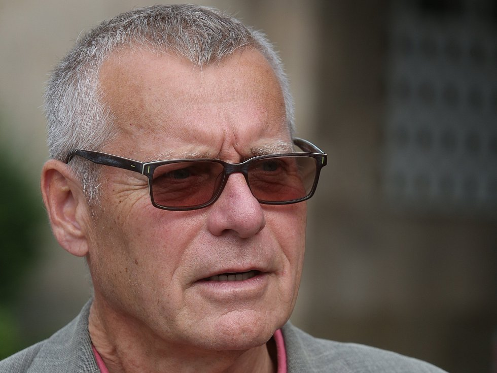 Lídr hnutí ANO v Ústí Petr Nedvědický.