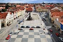 Žatecké náměstí