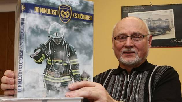 Bohuslav Grund má za sebou 43 let u hasičů.