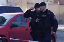Ubytovna Freedom v Krásném Březně zažila policejní akci, nejspíš kvůli drogám.