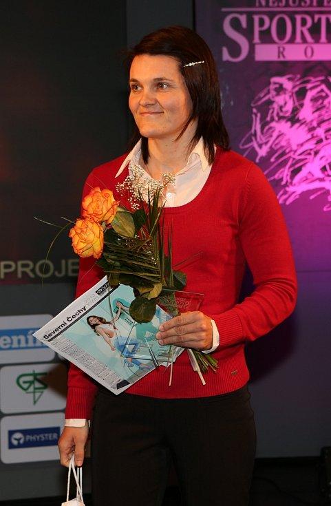 Finálový večer soutěže Nejúspěšnější sportovec Ústeckého kraje 2014.