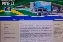 Oficiální stránky obce Povrly.