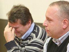 ČSSD s krajským šéfem Petrem Bendou (na snímku vpravo) nabídla občanským demokratům tři místa v radě, bez náměstka hejtmana. Návrh přišel krajskému předsedovi ODS Jiřímu Šulcovi k smíchu nebo k pláči?