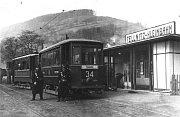 Snímek z roku 1921.
