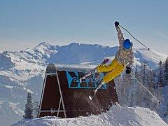 Zkuste Alpbachtal - lyžařský diamant.