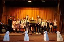 Vánoční koncert ZŠ a MŠ SNP 6.