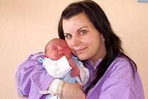 Tadeáš Douša se narodil v ústecké porodnici dne 16. 4. 2014 (19.33) mamince Petře Svobodové, měřil 50 cm, vážil 3,35 kg.