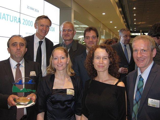 Po slavnostním ceremoniálu s předáním cen, který se uskutečnil 21. května v Bruselu.