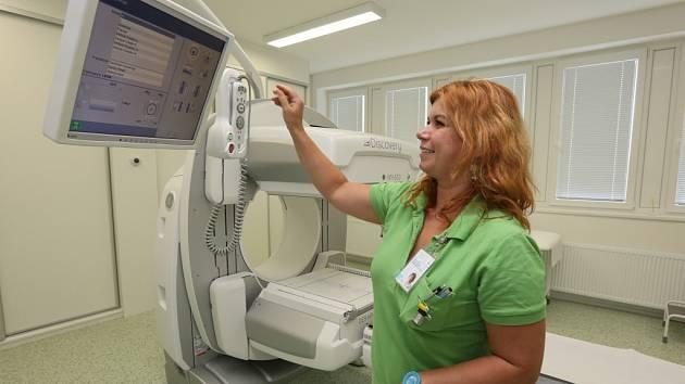 Pacienti se dočkali důstojné onkologie.