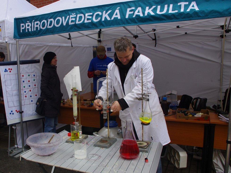 Dny vědy a umění UJEP.