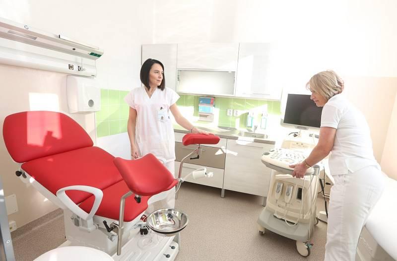 Hlavním posláním ústeckého Fetomaternálního centra v Masarykově nemocnici je péče o těhotné ženy.