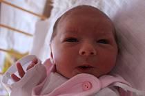 Adéla Chmelová se narodila v ústecké porodnici 29.12. (0.32) Ivaně Sečanské. Měřila 47 cm, vážila 3,10 kg.
