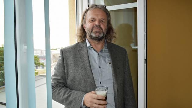 Jiří Kulhánek, lídr ODS pro volby do zastupitelstva Ústeckého kraje