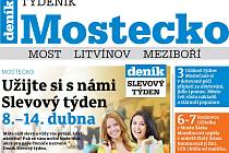 Nový týdeník Mostecko