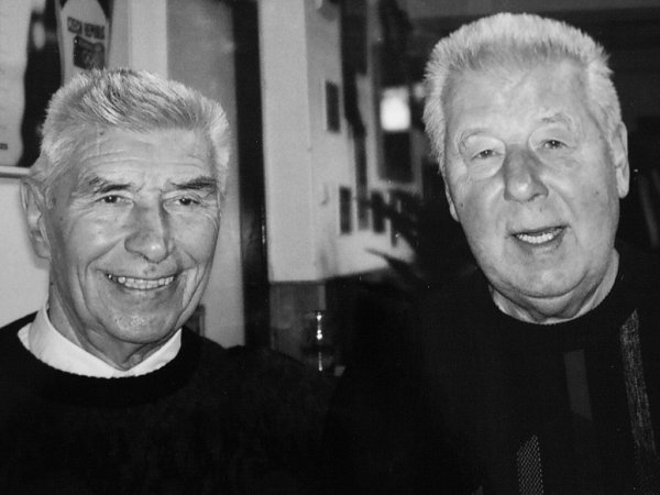 Bývalý výborný fotbalista Dukly Praha se kamarádí isJosefem Masopustem.