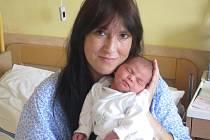 Eliška Babecová, se narodila v ústecké porodnici dne 6. 7. 2013 (9.10) Ivaně Babecové, měřila 50 cm, vážila 3,39 kg.